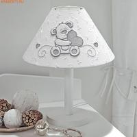 Лампа настольная Funnababy Lovely Bear White