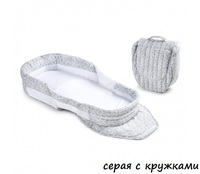 Мобильная кроватка Baby Delight Snuggle Nest Surround BL