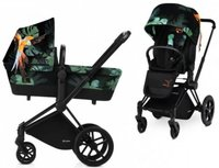 Коляска Cybex PRIAM LUX FC BIRDS OF PARADISE (2в1)