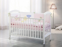 Кроватка 120x60 Fiorellino Dalmatina