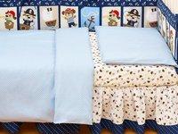 Giovanni Комплект постельного белья Giovanni 3 предмета для мальчика и девочки