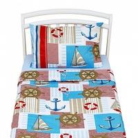 Giovanni Постельное белье Shapito by Guovanni Captain для мальчика для кроватей размером 150*70 и 160*80