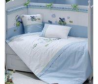 Funnababy Комплект постельного белья Leo Teo 120x60 5 предметов