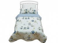Giovanni Покрывало с подушками в кровать для дошкольников (3 предмета) Orsetto kids