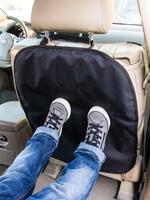 защита спинки сидения от грязных ног