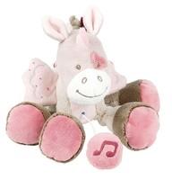 Мягкая музыкальная игрушка Nattou Soft Toy Mini