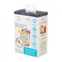 Happy Baby Пакеты для хранения детского питания (5шт)