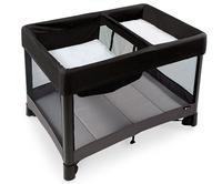 Манеж-кровать 4 moms Breeze Plus черный