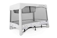 Манеж-кровать 4 moms Breeze Classic серый