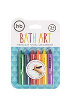 Happy Baby BATH ART Мелки для рисования в ванной от 2 лет