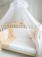 EcoLine Fabric Набор в кроватку Odelis, 9 предметов