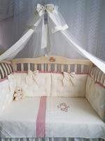 Eco-Line Набор в кроватку Cherry Flower