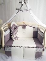 Eco-Line Набор для стандартной кроватки для новорожденных Solar