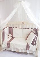 Eco-Line Набор в кроватку для новорожденных, Gracia. 11пр
