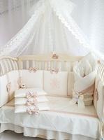 Eco-Line Набор в кроватку для новорожденных Mary, 13 пр.