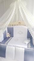 Eco-Line Набор в кроватку для новорожденных VALENSIA