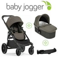 Baby Jogger Коляска CITY SELECT LUX Набор 1