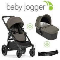 Baby Jogger Коляска CITY SELECT LUX Набор 1