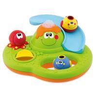 Chicco Игрушка для ванны «Остров с пузырьками»