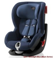 BRITAX ROEMER Автокресло KING II black series (9-18 кг)