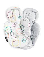 Вкладыш для новорожденного для шезлонга 4 moms мамару4.0
