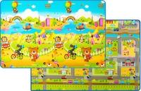 Детский коврик Prime Living, 200x180x1.0 см