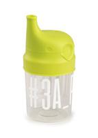 Happy Baby СТАКАН С НАСАДКОЙ-ПОИЛЬНИКОМ стакан с насадкой–поильником