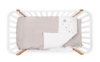 Happy Baby КОМПЛЕКТ ПОСТЕЛЬНОГО БЕЛЬЯ (НАВОЛОЧКА + ПОДОДЕЯЛЬНИК) комплект постельного белья (наволочка + пододеяльник)