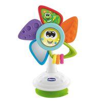 Chicco Игрушка развивающая Will the Pinwheel (на стульчик для кормления) 6м+