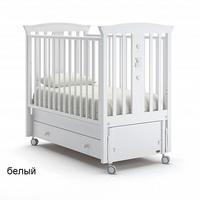 Nuovita Детская кровать Fasto swing продольный