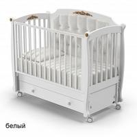 Nuovita Детская кровать Furore Swing продольный