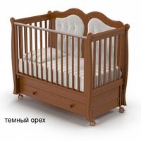 Nuovita Детская кровать Affetto Swing продольный