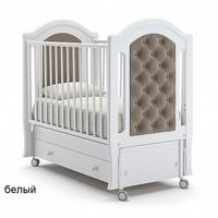 Nuovita Детская кровать Grazia swing продольный