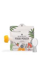 Happy Baby FOOD POUCH пакеты для хранения детского питания 3 шт. с ложкой–накруткой от 6 мес.