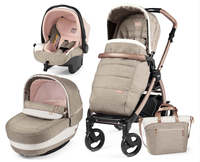 Коляска Peg-Perego Book Mon Amour Elite Modular
