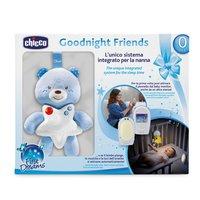 Chicco набор с радионяней First Dreams «Спокойной ночи, медвежонок»